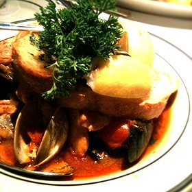 Cioppino - Oceanaire Seafood Room - Boston, Boston, MA