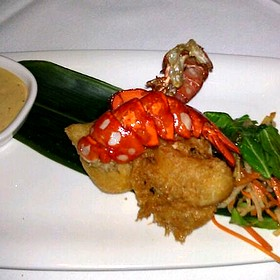 Lobster Tempura - Fleming's Steakhouse - St. Louis, St. Louis, MO