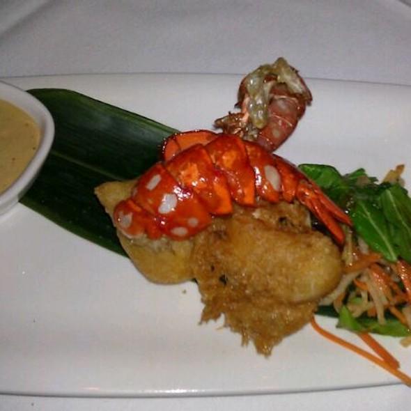 Lobster Tempura - Fleming's Steakhouse - St. Louis, St. Louis, MO