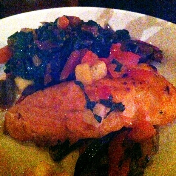 Salmone Grigliata - Andiamo Royal Oak, Royal Oak, MI