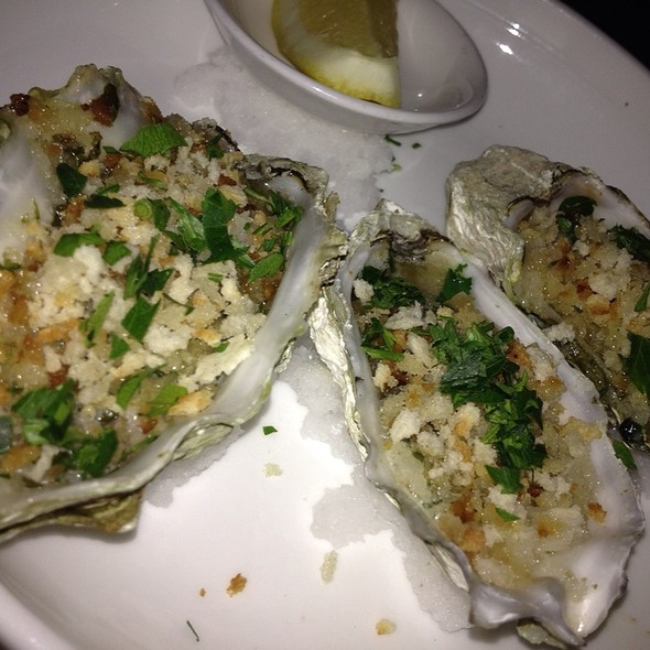 Oven Baked Oyster - Cleo - Hollywood, Los Angeles, CA