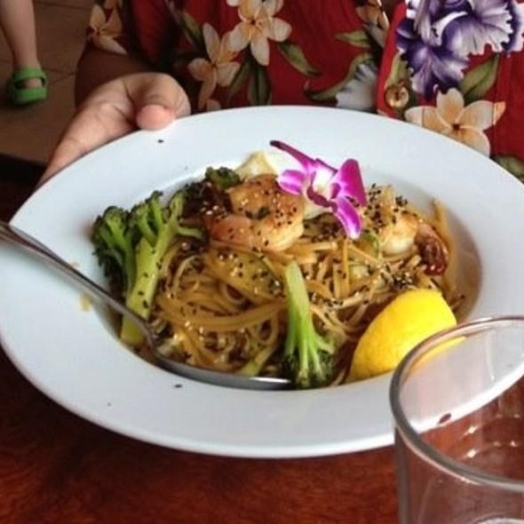 Seafood Pasta - Fish Hopper - Kailua-Kona, Kailua, HI