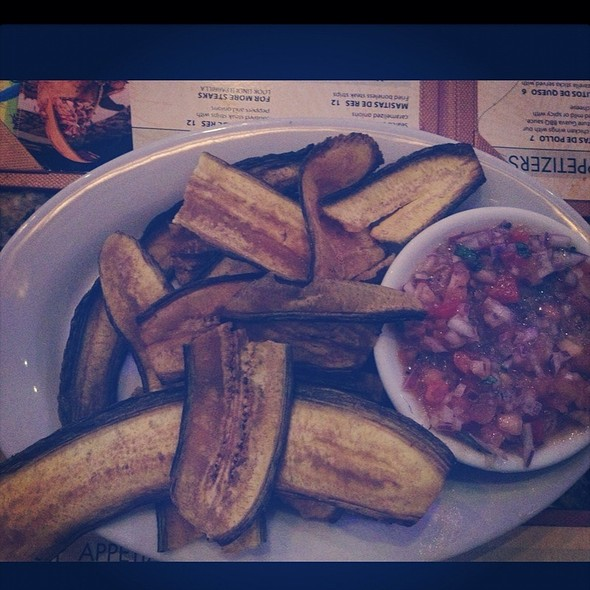 Plantain Chips with Salsa - Tropical Sensation, New York, NY