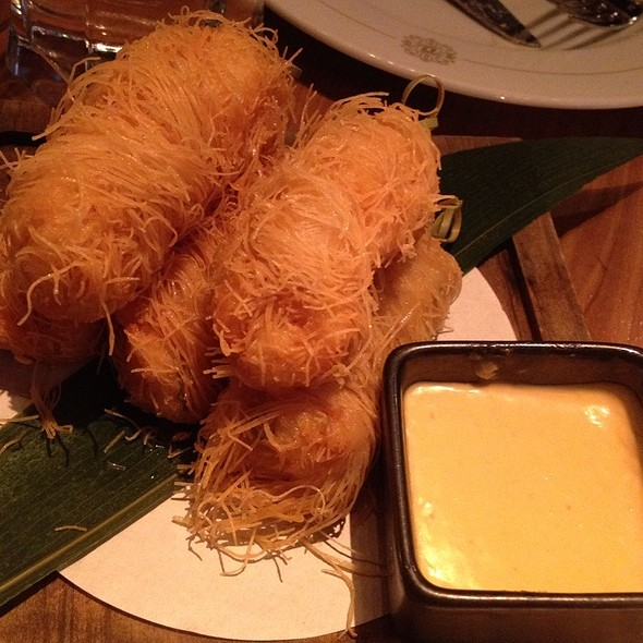 Coconut Shrimp - The Hurricane Steak & Sushi, New York, NY