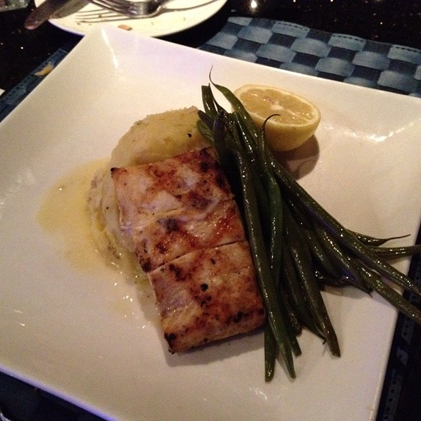 Chilean Sea Bass - Mancy's Bluewater Grille, Maumee, OH