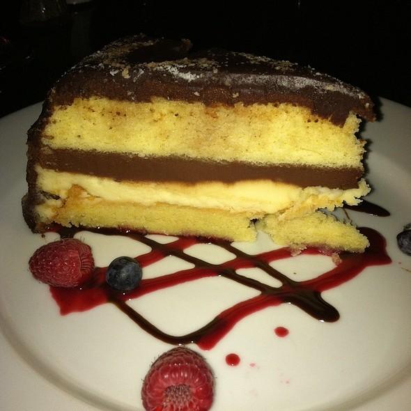 Boston Creme Pie - Parkside Grille, Portola Valley, CA