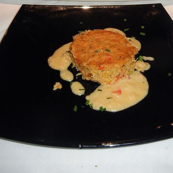 Jumbo Lump Crab Cake - Chart House Restaurant - Redondo Beach, Redondo Beach, CA