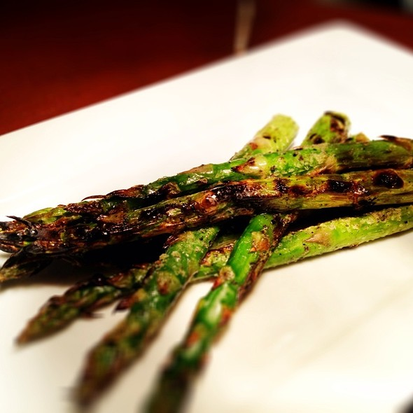 Grilled Asparagus - Signature Grill at the JW Marriott Starr Pass Resort & Spa, Tucson, AZ
