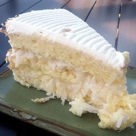 Coconut Cake - SpringHouse, Alexander City, AL