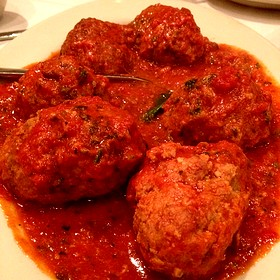 Meatballs - Carmine's - Atlantic City, Atlantic City, NJ