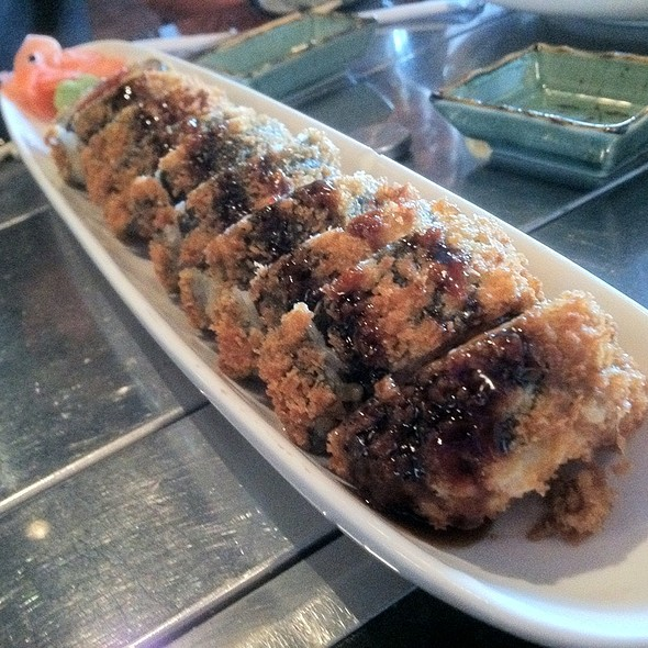 Crispy Tuna Roll - Sapporo Restaurant, Westborough, MA