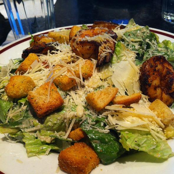 Caesar Salad With Shrimp - JT Schmid's Restaurant & Brewery - Tustin, Tustin, CA