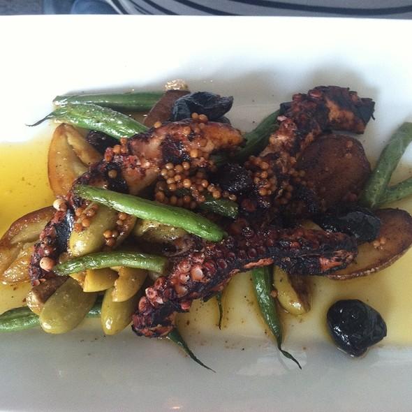 Grilled Octopus - Ristorante Lombardo, Buffalo, NY
