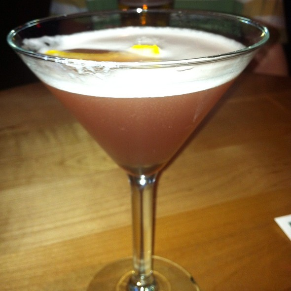 French Martini - Dirty Martini DC, Washington, DC