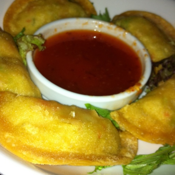 Crab Rangoon - Spice - Chelsea, New York, NY