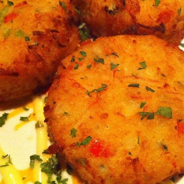 Crab Cakes - Encore Restaurant - Steak, Seafood, Sushi, Buffalo, NY