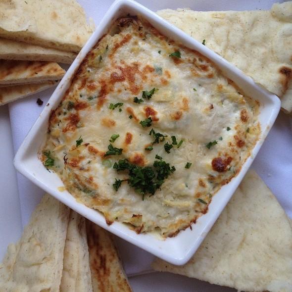 Crab & Artichoke Dip - Nolen Kitchen, Charlotte, NC