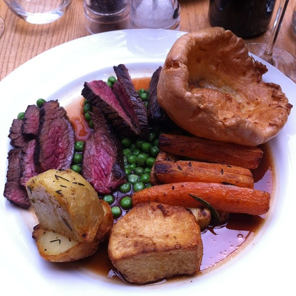 Roast Beef - The Laughing Gravy, London
