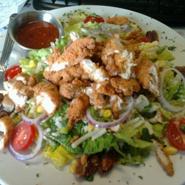 Buffalo Salad - J Morgan's Steakhouse, Montpelier, VT