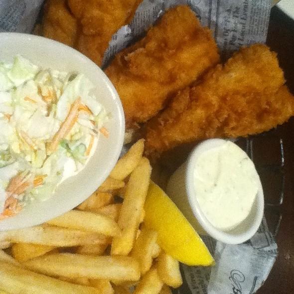 Fish and Chips - Village Tavern (Hanes Mall Blvd) Winston-Salem, Winston-Salem, NC