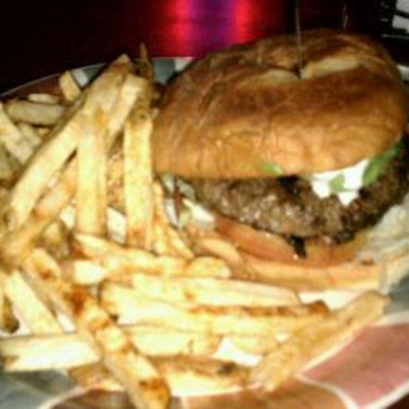 Avocado Burger - Hamburger Mary's, West Hollywood, CA