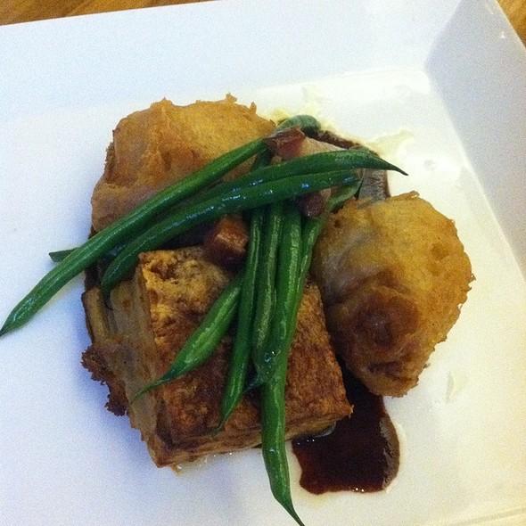 Fried Chicken Coq Au Vin - Fish, Charleston, SC