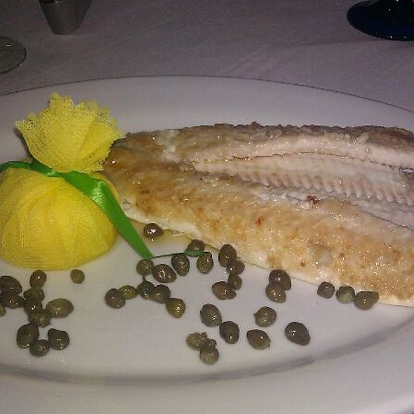 Dover Sole - Seagar's Restaurant, Destin, FL