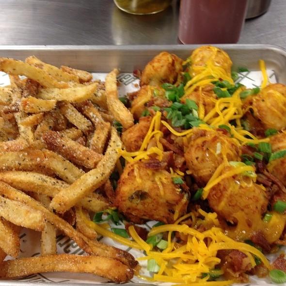 Tater Tots And Italian Fries - Park 75, Atlanta, GA