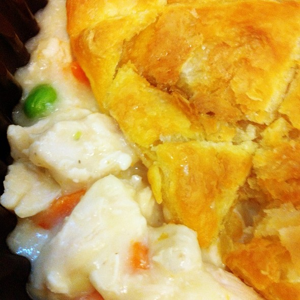 Chicken Pot Pie - Connolly's Pub and Restaurant - 47th, New York, NY