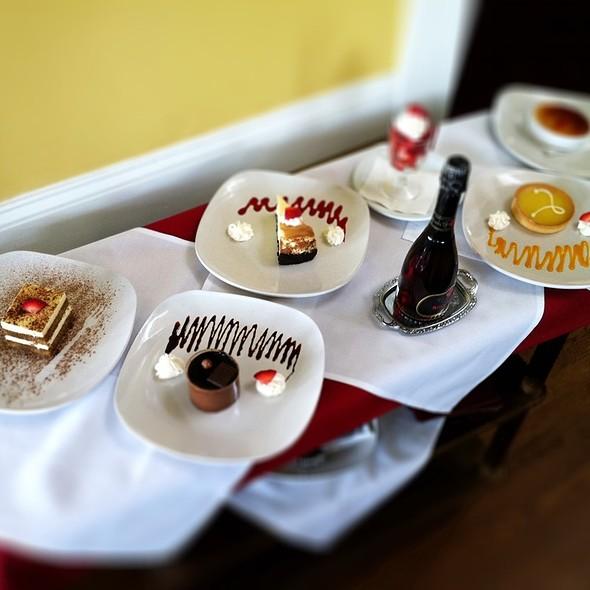 Dessert Cart - Salute E Vita Ristorante, Richmond, CA