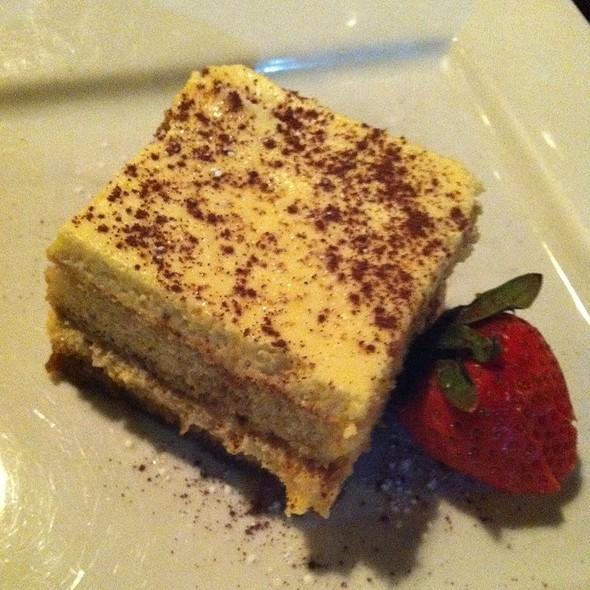 Tiramisu - Cafe Troia, Towson, MD