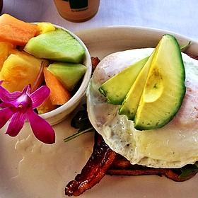 Waipio Stack Breakfast - Island Lava Java Bistro, Kailua, HI
