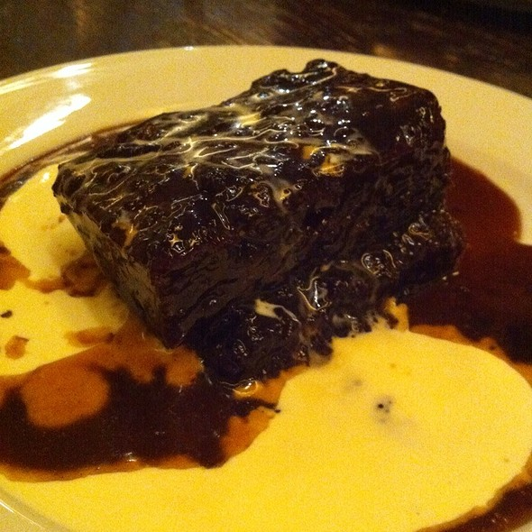 Sticky Date Pudding - Hereford Road, London
