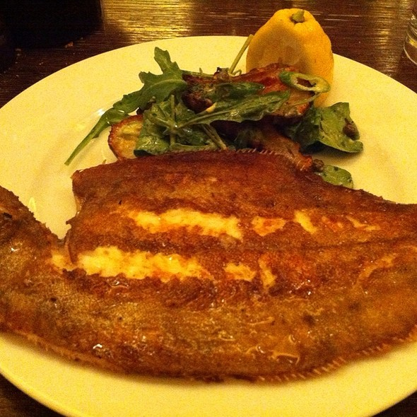 Lemon Sole - Hereford Road, London