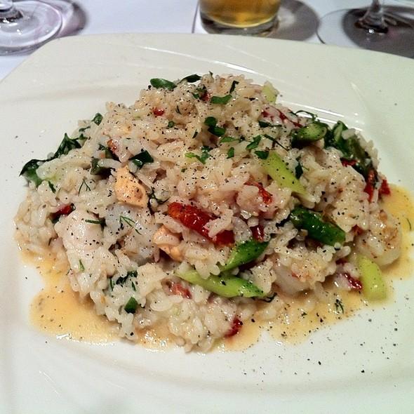 Seafood Risotto - Vaso Azzurro, Mountain View, CA