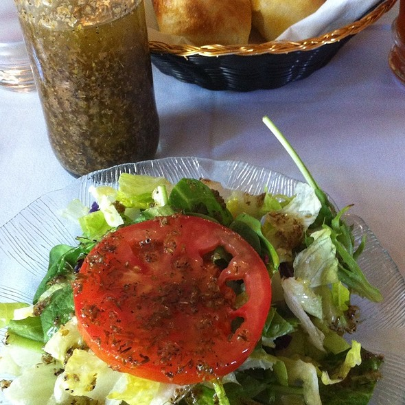Salad - Poor Boy's Riverside Inn, Broussard, LA