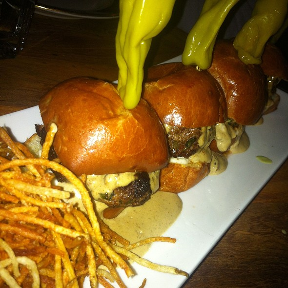 Lamb Sliders - Lolo, San Francisco, CA