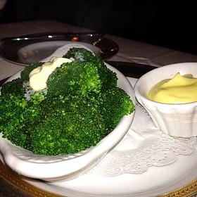 Broccoli - Bohanan's Prime Steaks and Seafood, San Antonio, TX