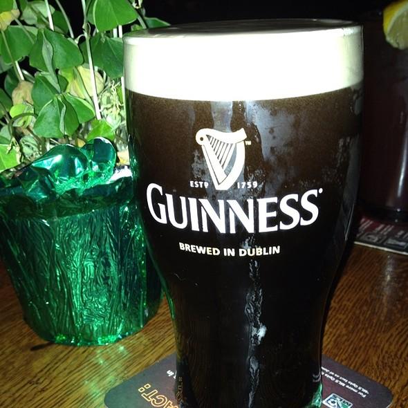 Guinness - Kells Irish Restaurant & Pub, Portland, OR