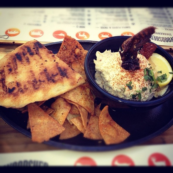 Smoked Whitefish Dip - Woodshed Smokehouse, Fort Worth, TX