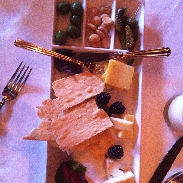 Seasonal Cheese Plate - 800 Wilfs Restaurant & Bar, Portland, OR