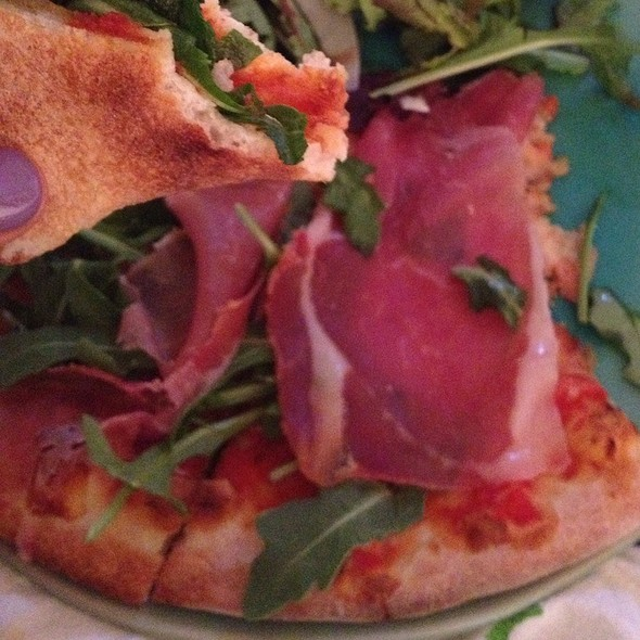 San Daniele Pizza - Tre Lune, Santa Barbara, CA