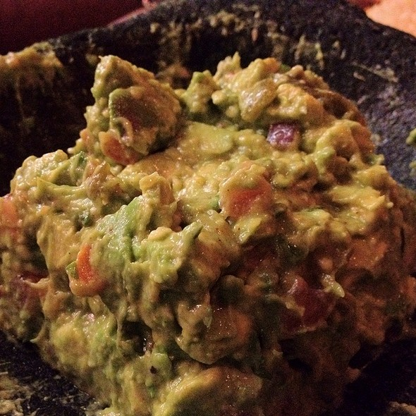 Table-side Guacamole - Rocco's Tacos & Tequila Bar - Fort Lauderdale, Fort Lauderdale, FL