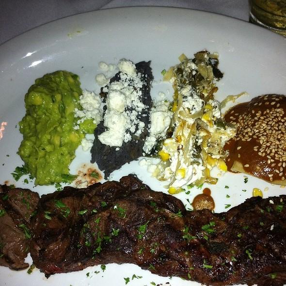 carne asada - Talavera Cocina Mexicana, Coral Gables, FL