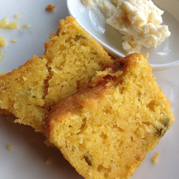 Corn Bread - Horatio's, San Leandro, CA