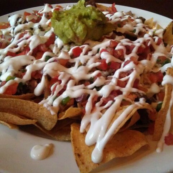 Ultimate Nachos - Scene Restaurant & Lounge, Huntsville, AL