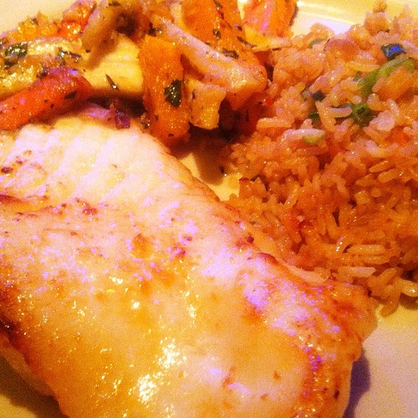 Miso Chilean Sea Bass - Kona Grill - Richmond, Glen Allen, VA