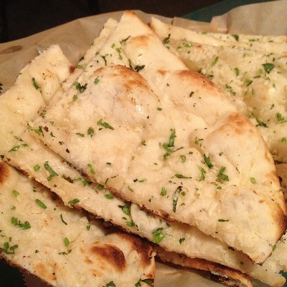 Garlic Naan Bread - Gateway to India - Tacoma, Tacoma, WA