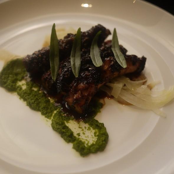 Grilled Black Pepper Octopus - Kauai Grill - St. Regis - Hawaii, Princeville, HI