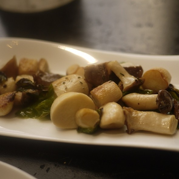 Roasted Ali'i Mushrooms - Kauai Grill - St. Regis - Hawaii, Princeville, HI